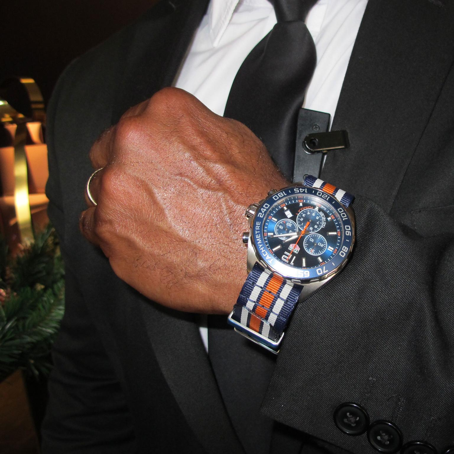 TAG Heuer Formula 1 Chronograph watch