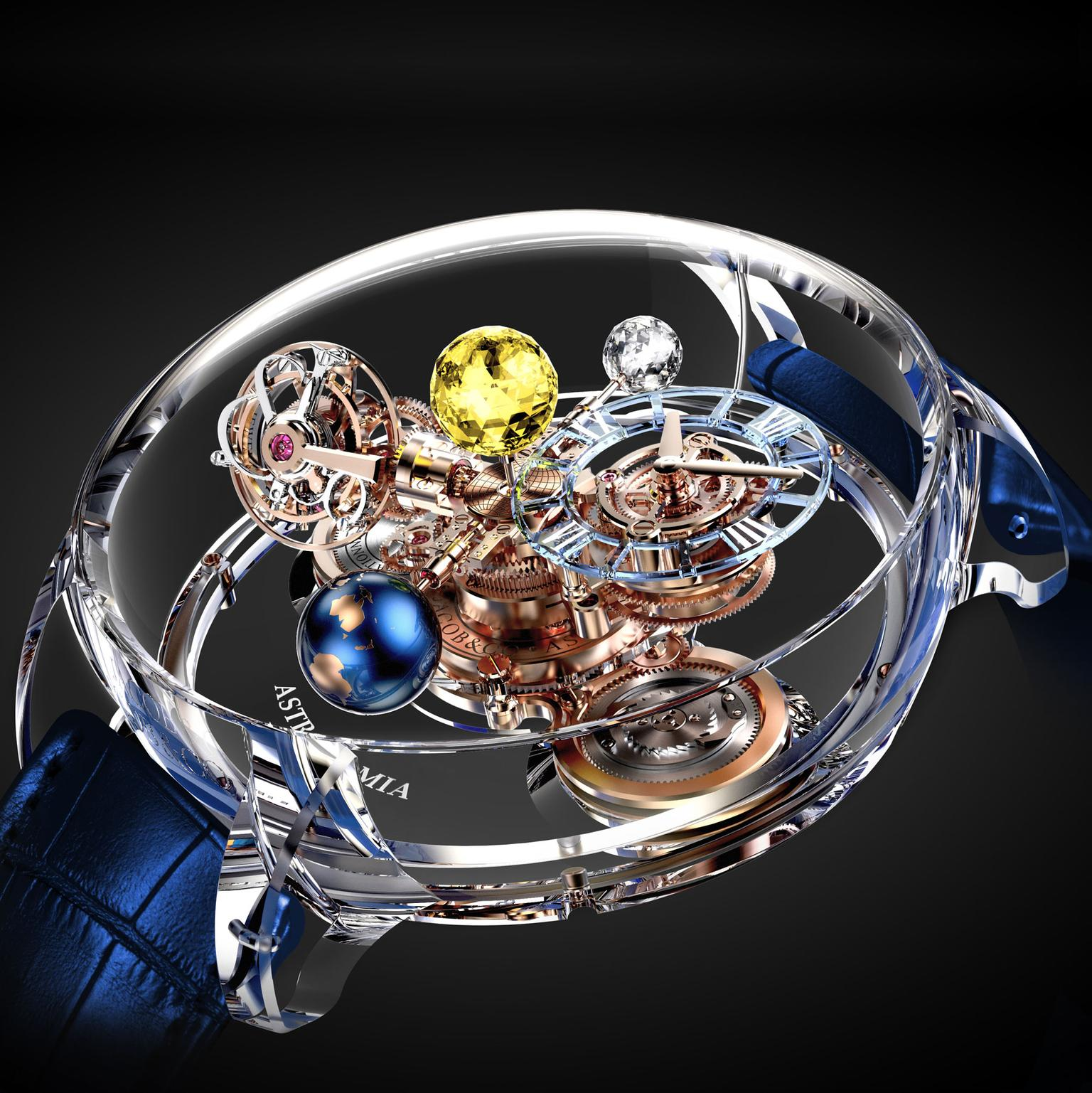 Jacob & Co Astronomia Flawless watch