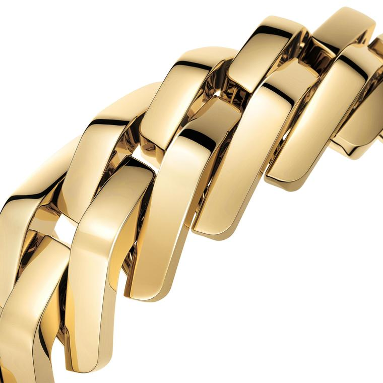 Bracelet links from Maillon de Cartier