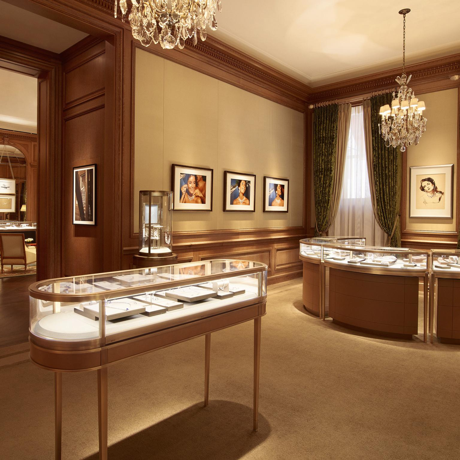 Cartier mansion Elizabeth Taylor Salon 2016