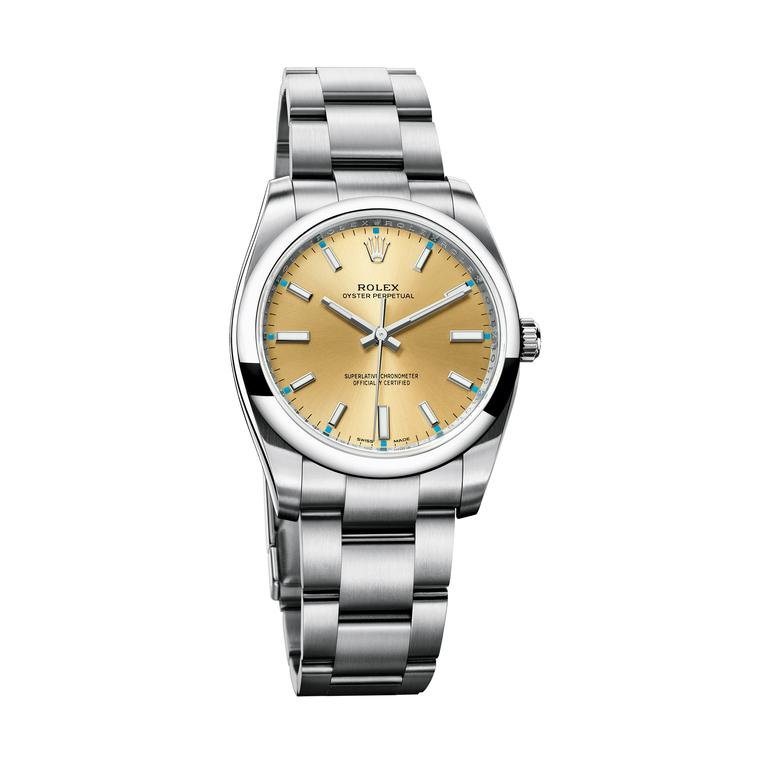 Oyster Perpetual 34mm watch
