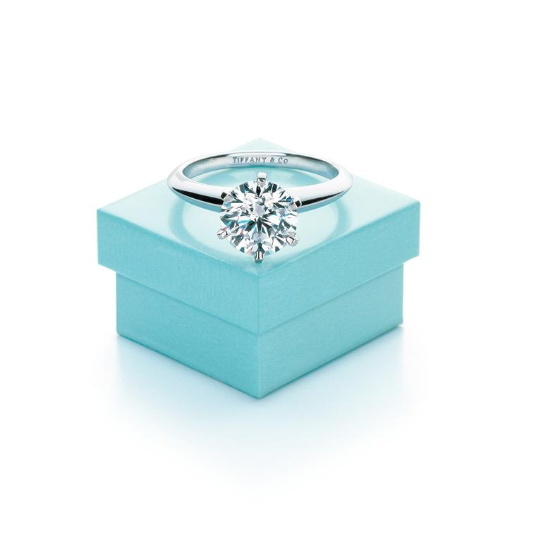 The history of Tiffany