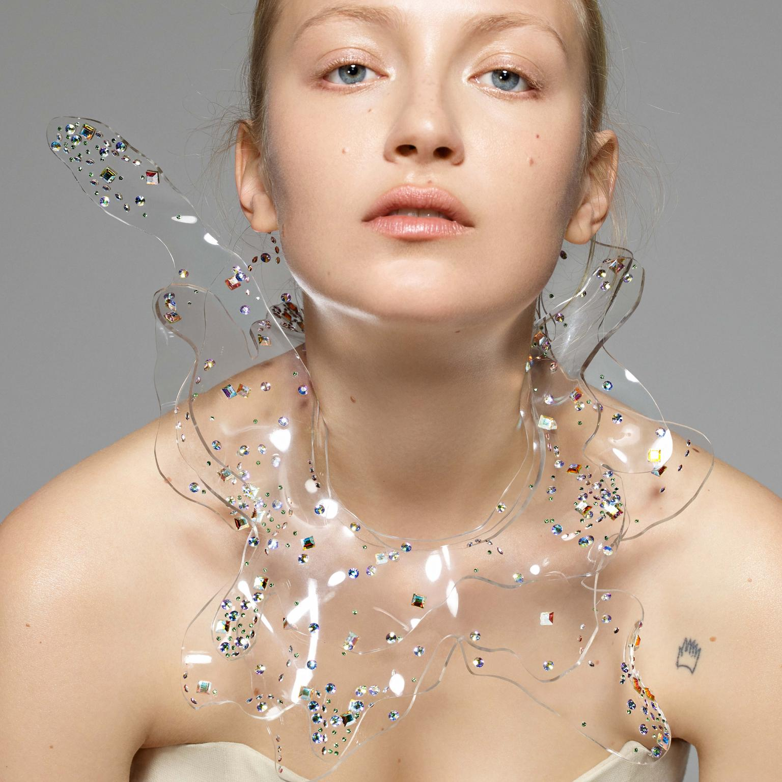 Piran Caseley Swarovski X CSM Dior competition entry