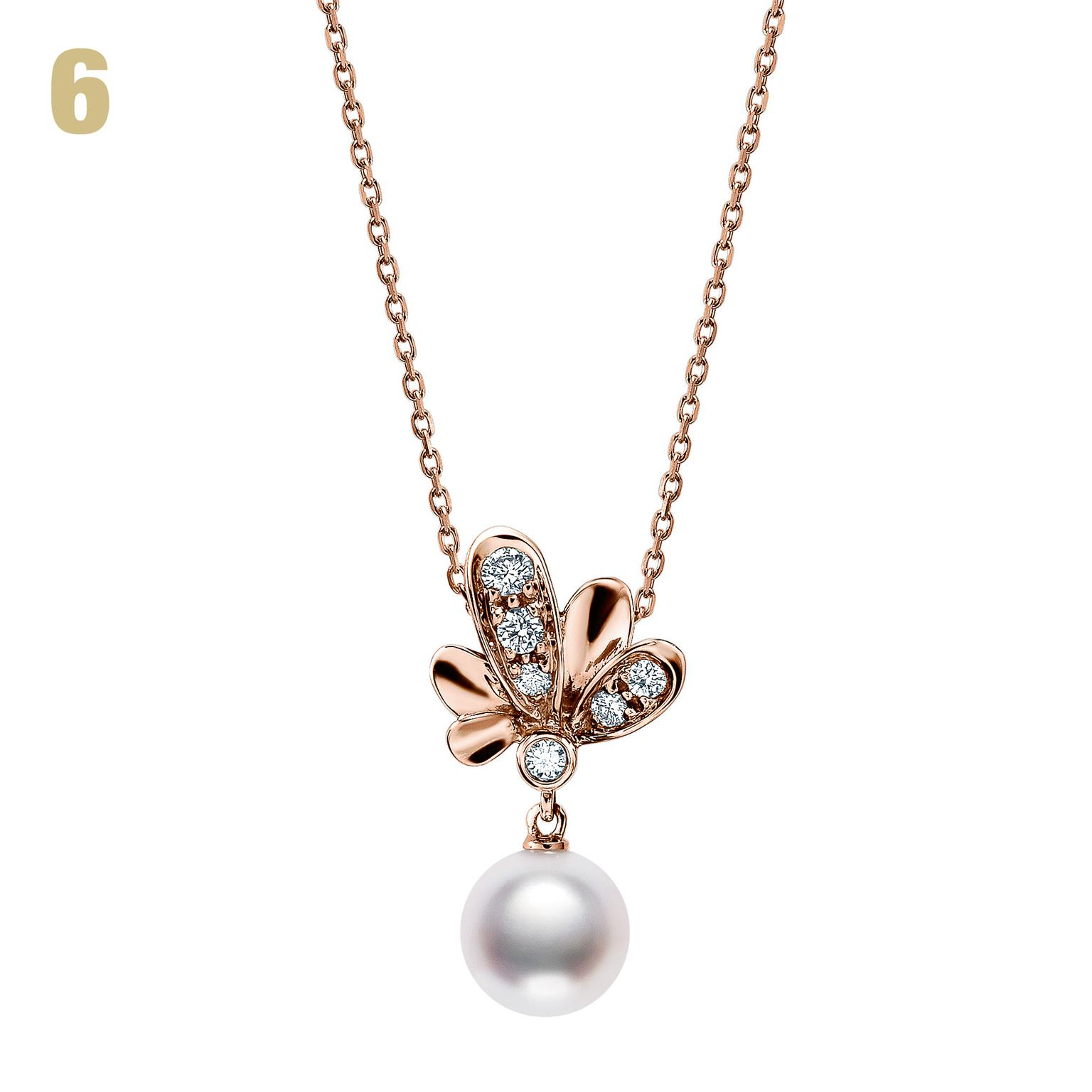 lustrous sold lane mikimoto pic pearl f necklace s pendant item akoya vintage ruby