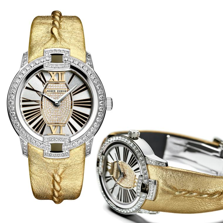 Roger Dubuis Velvet watch by Massaro