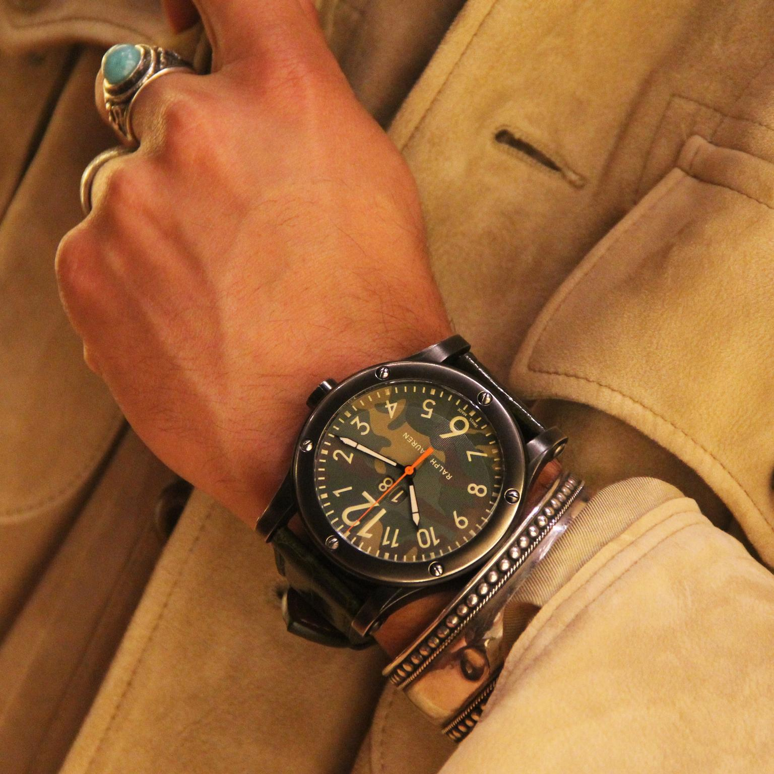 Ralph Lauren RL67 Safari Grand Date