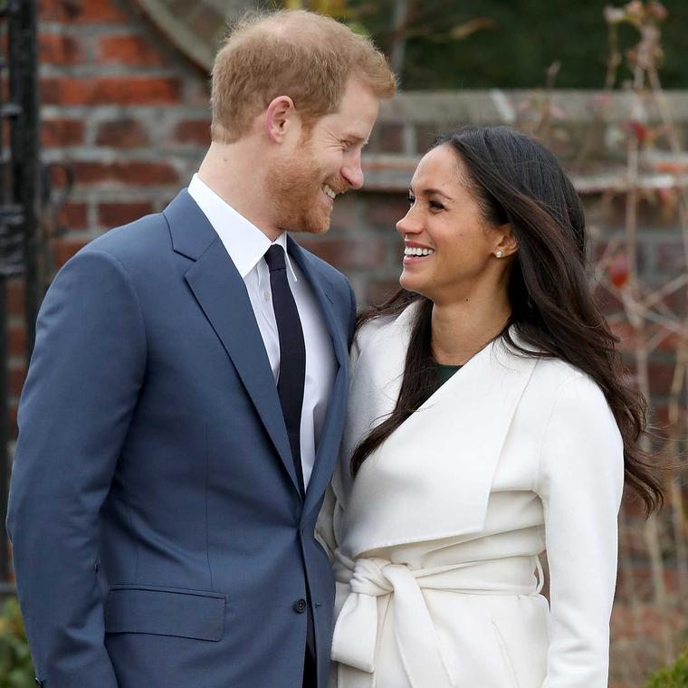 The story behind Meghan Markle's engagement ring