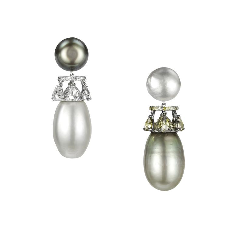 Boghossian pearl earrings