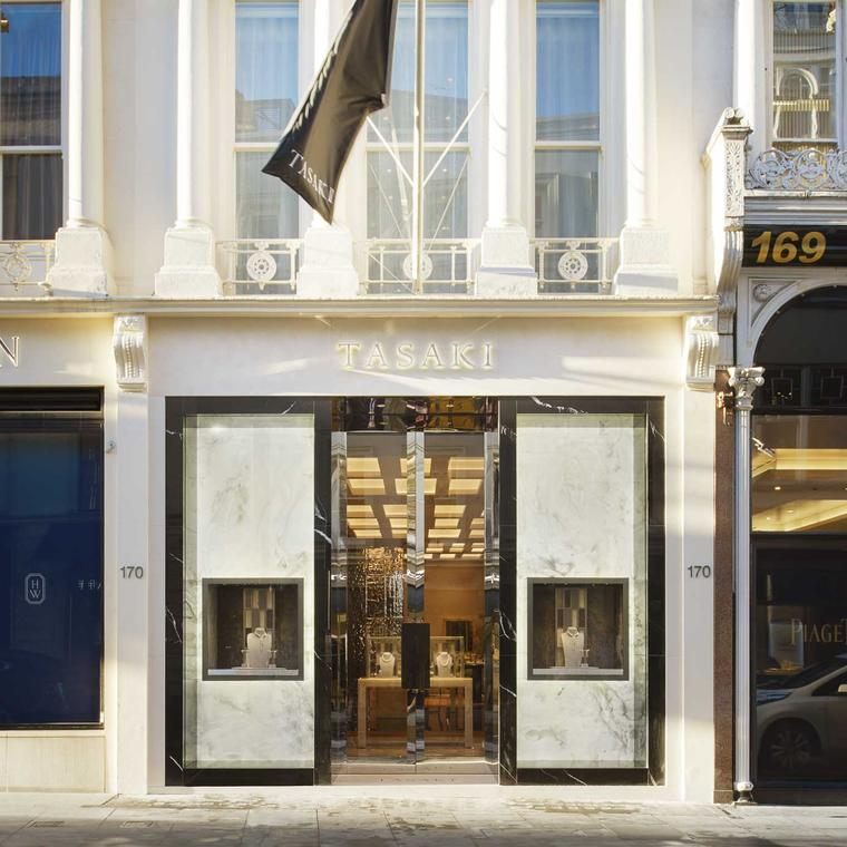 Tasaki Bond Street boutique London