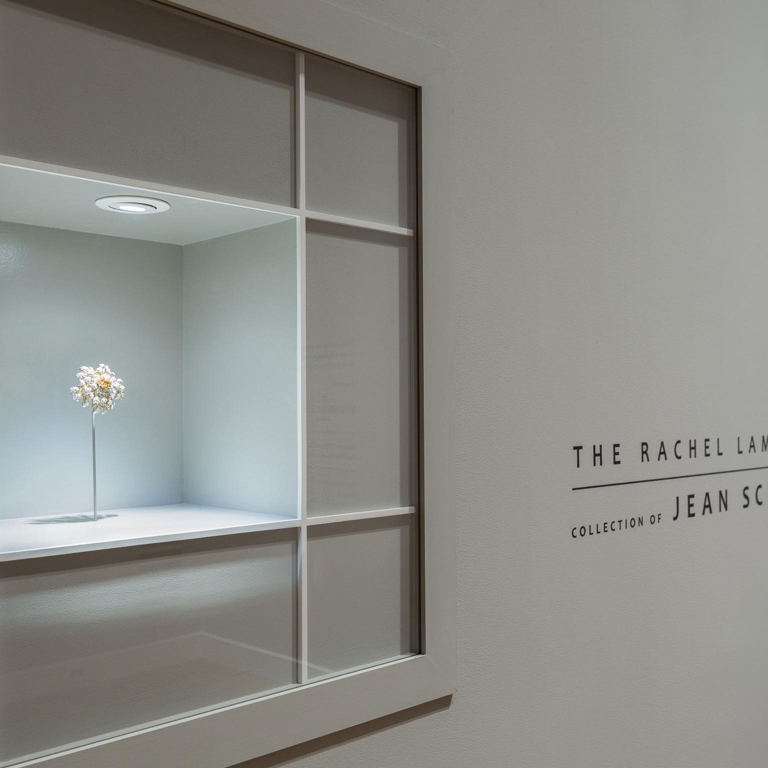 The Rachel Lambert Mellon Collection of Jean Schlumberger exhibited at the VMFA
