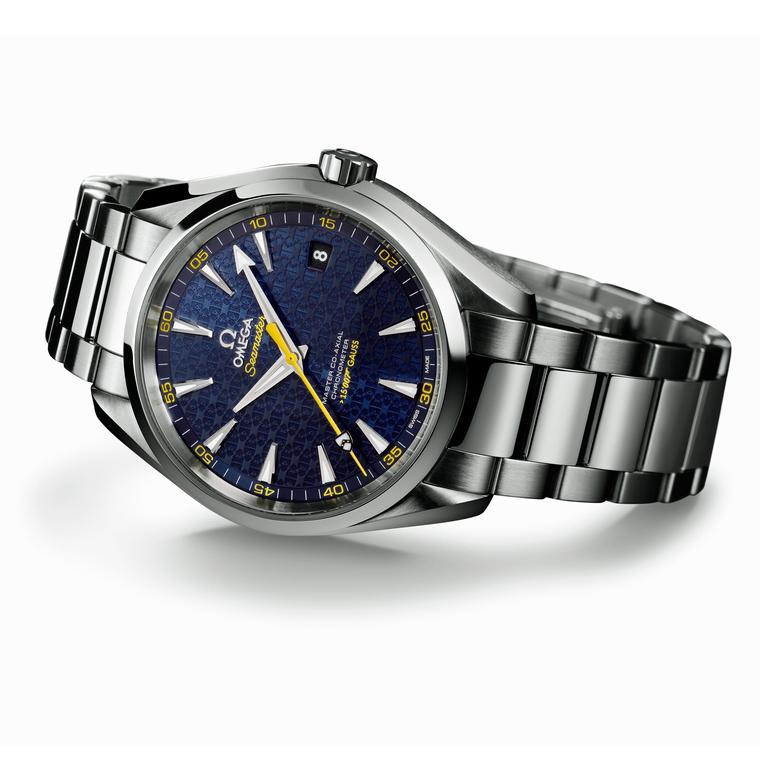 Omega Seamaster Aqua Terra 150M James Bond