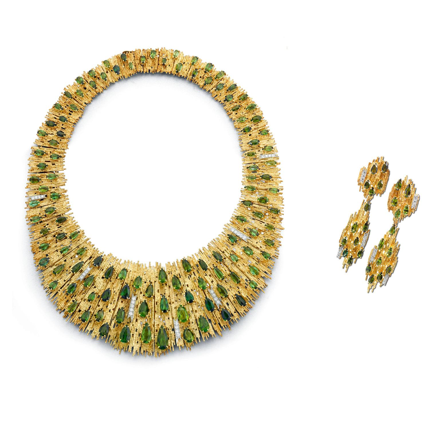 Andrew Grima necklace and earrings