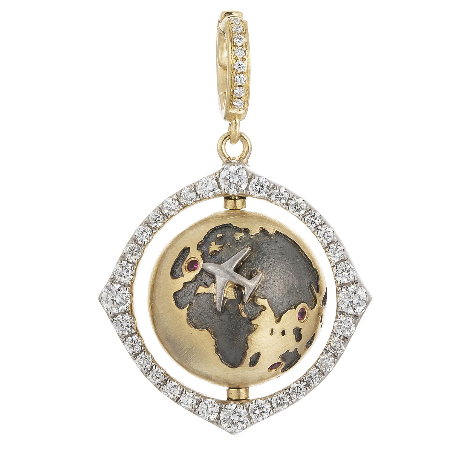 Annoushka My Life in 7 Charms, Globe charm