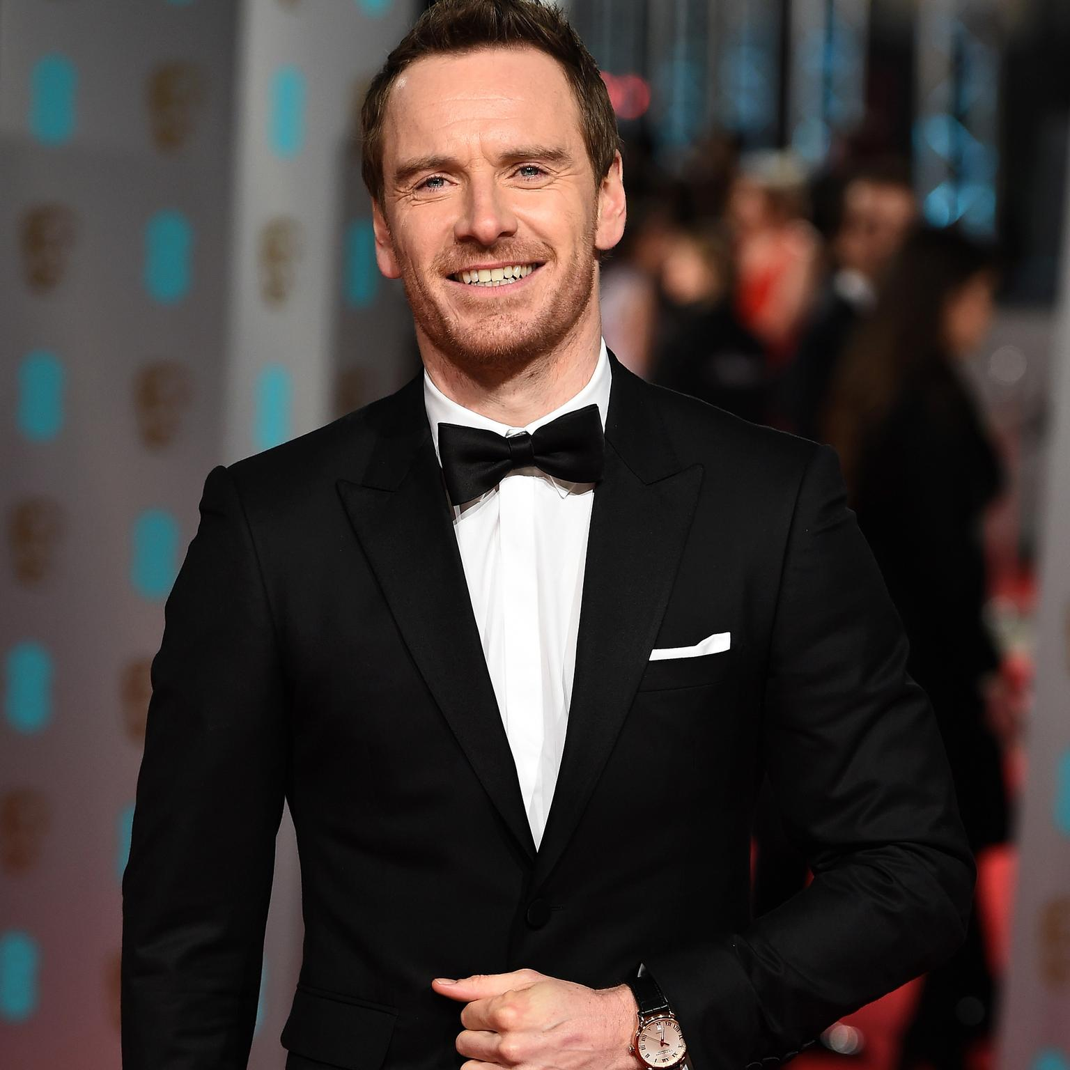 Michael Fassbender wears Chopard to BAFTAs 2016
