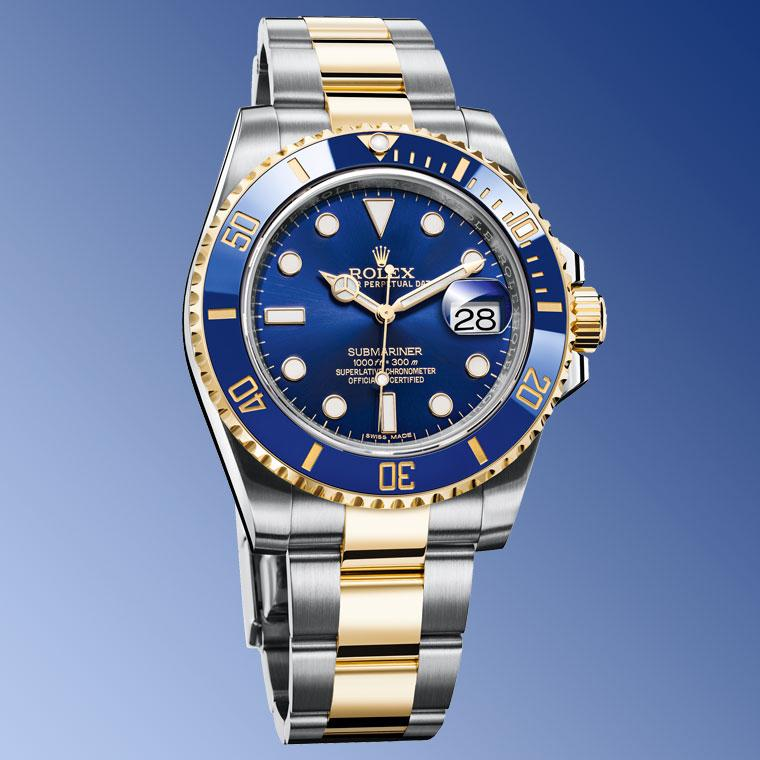 Oyster Perpetual Submariner Date watch