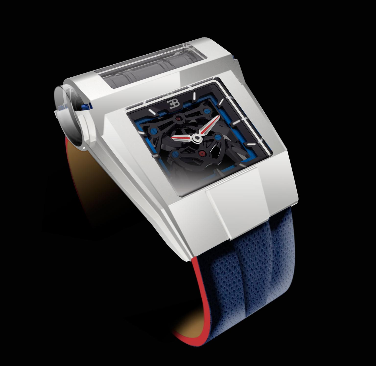 Parmigiani PF 390 Concept watch