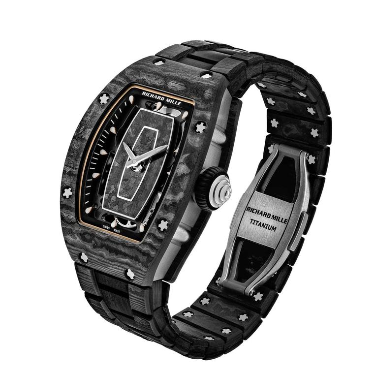 Richard Mille RM07 01 in carbon TPT