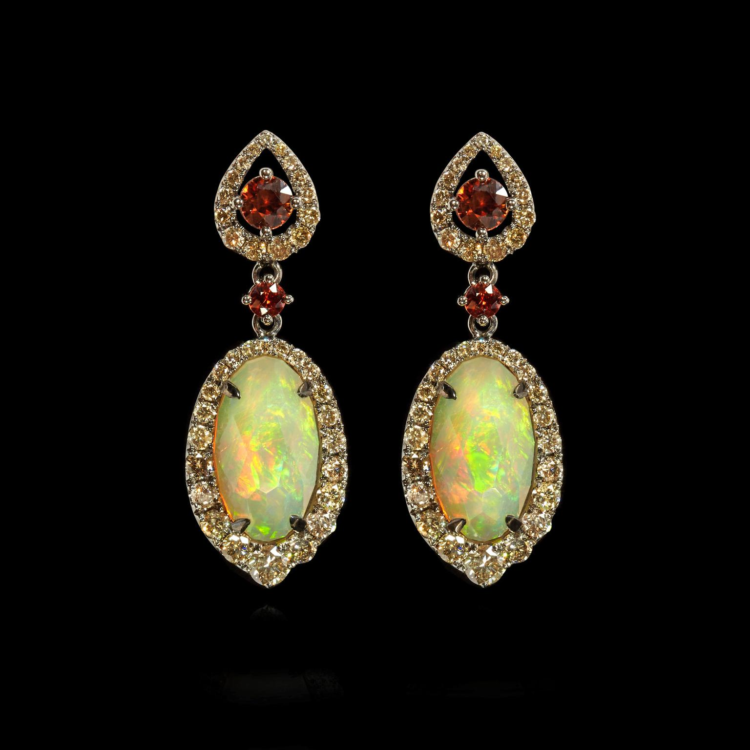 Annoushka opal earrings