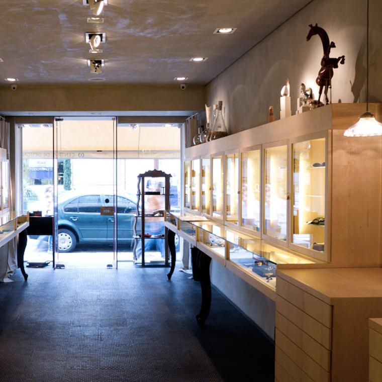 Central de Designers boutique - inside
