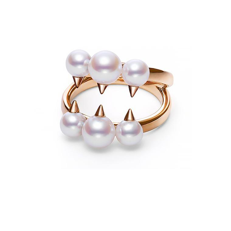 Cool and chic: pearls in a new light