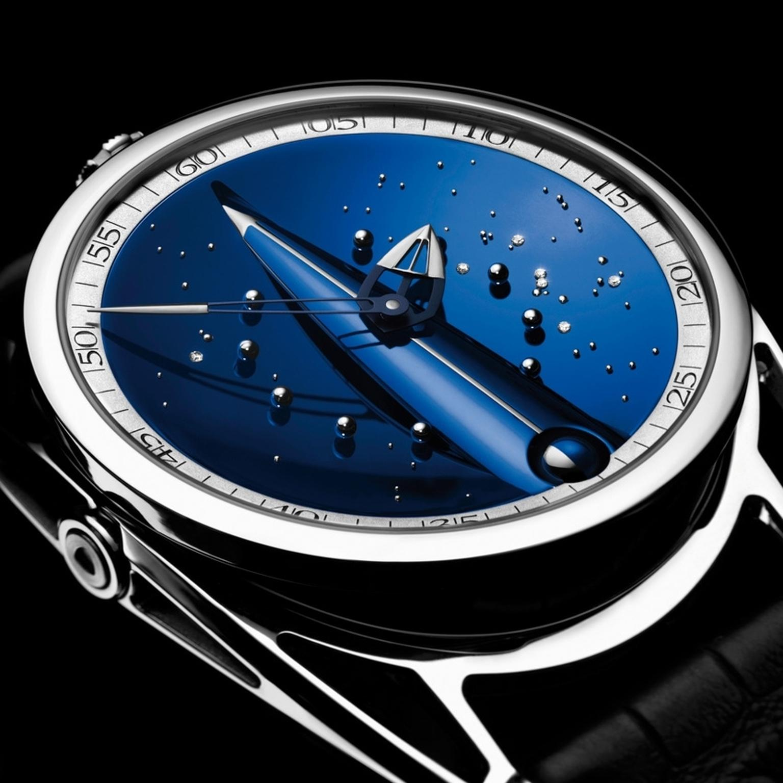 De Bethune DB28 Skybridge watch
