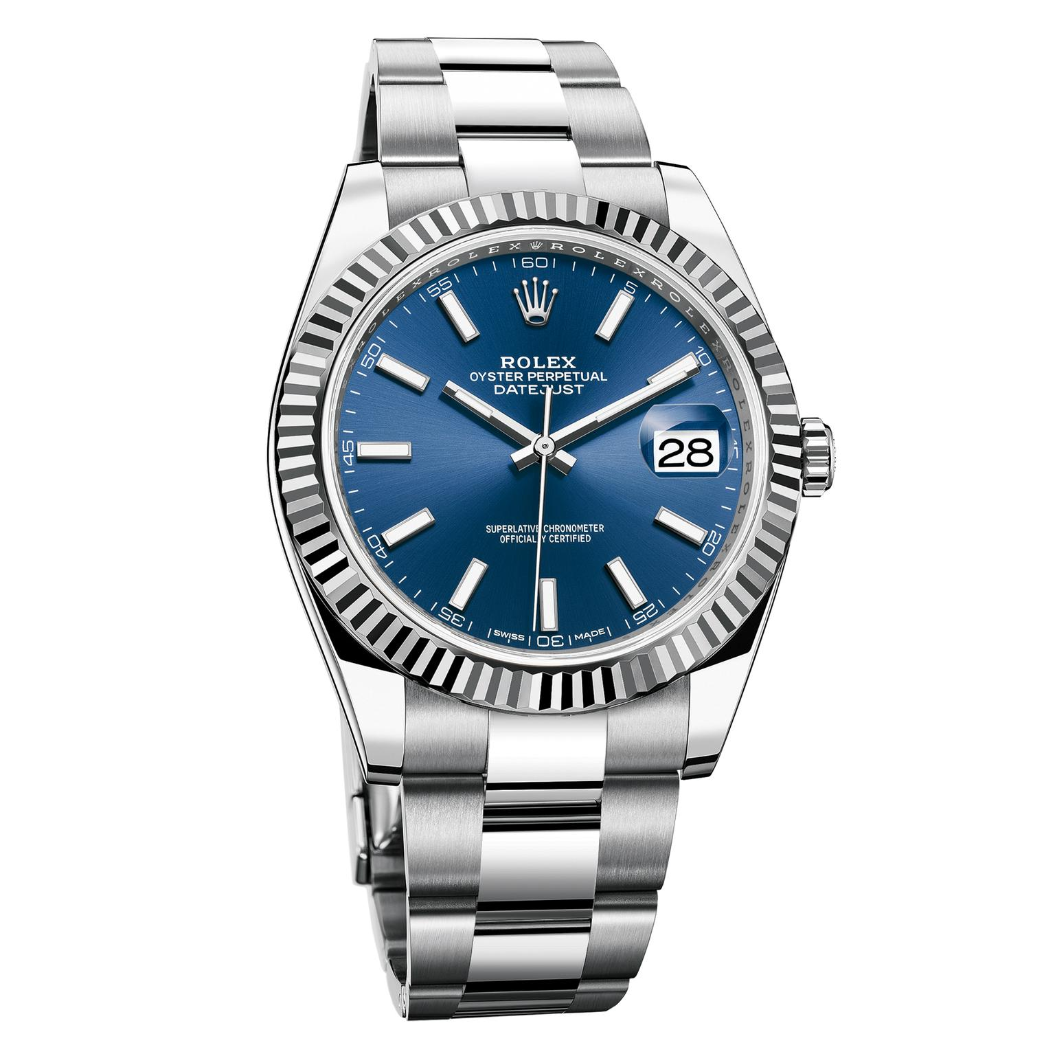 Rolex Datejust 41 watch