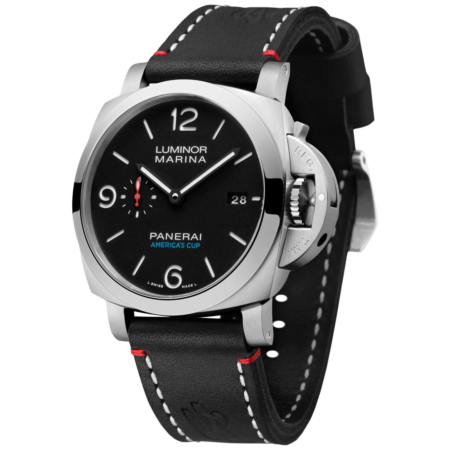 Panerai Luminor Marina 1950 Softbank Team Japan watch