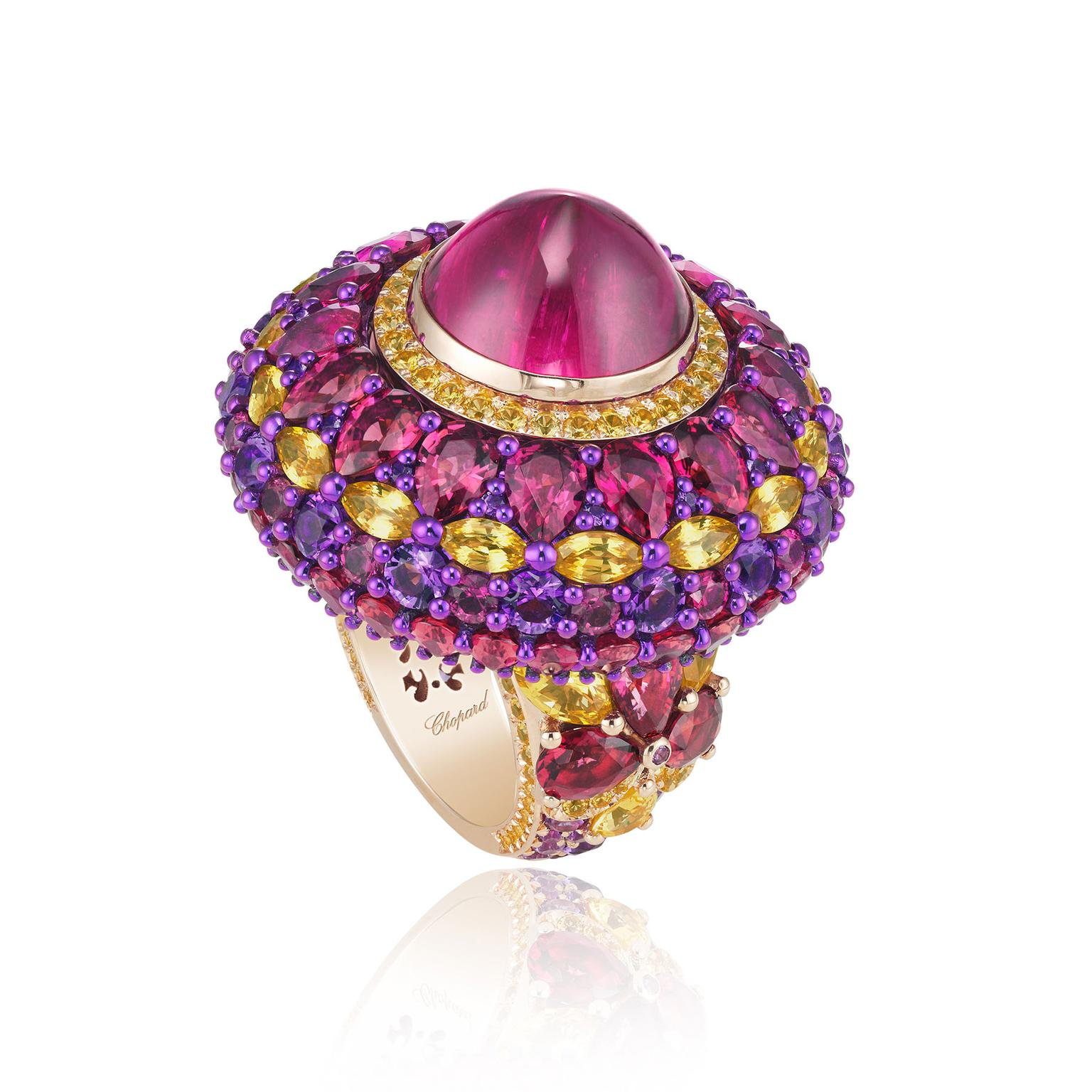 Latest Chopard Red Carpet Jewellery Debuts At Cannes Film