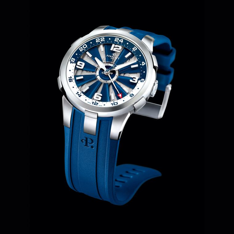 Perrelet Turbine GMT watch