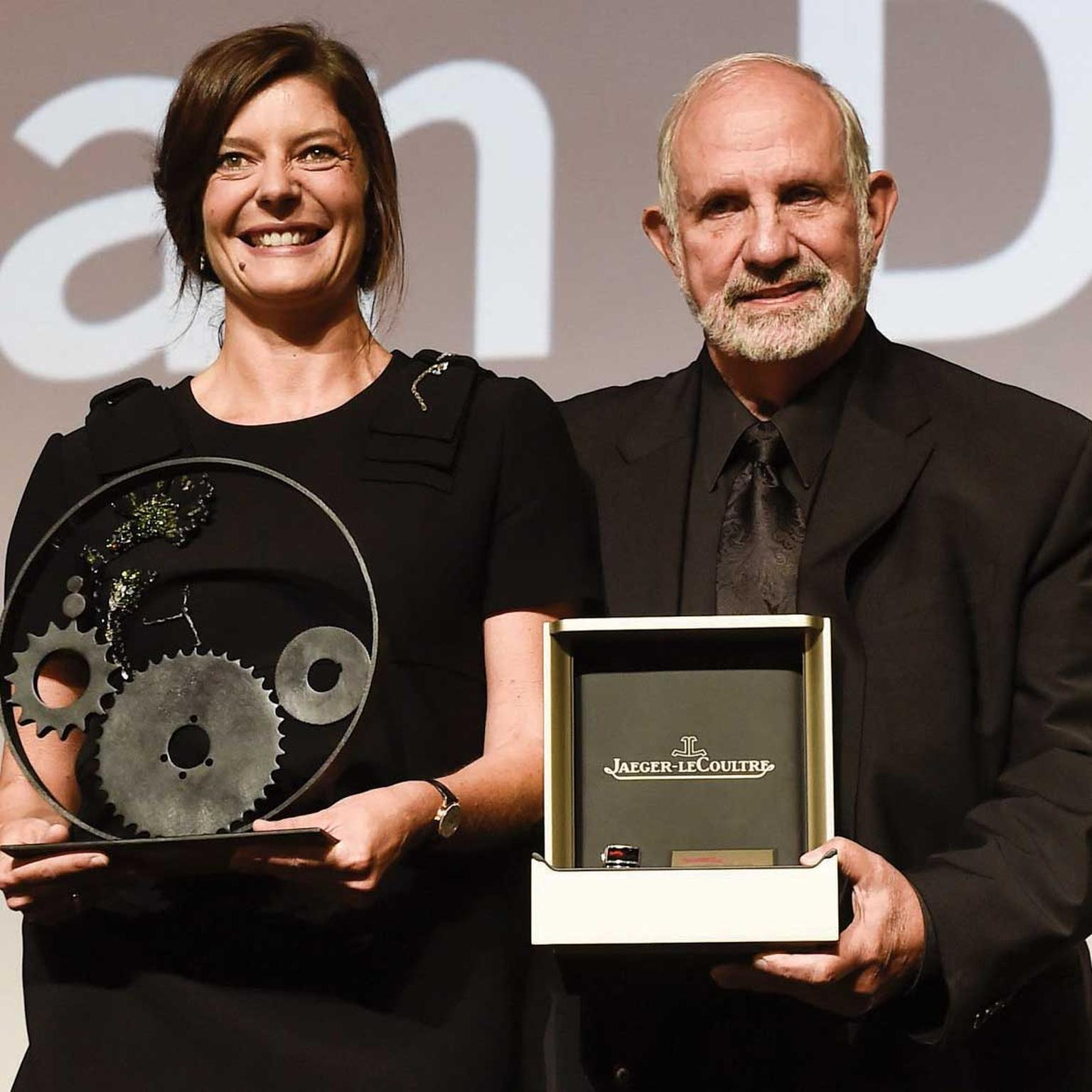 Brian de Palma wins Jaeger-LeCoultre Glory to the Filmmaker Award