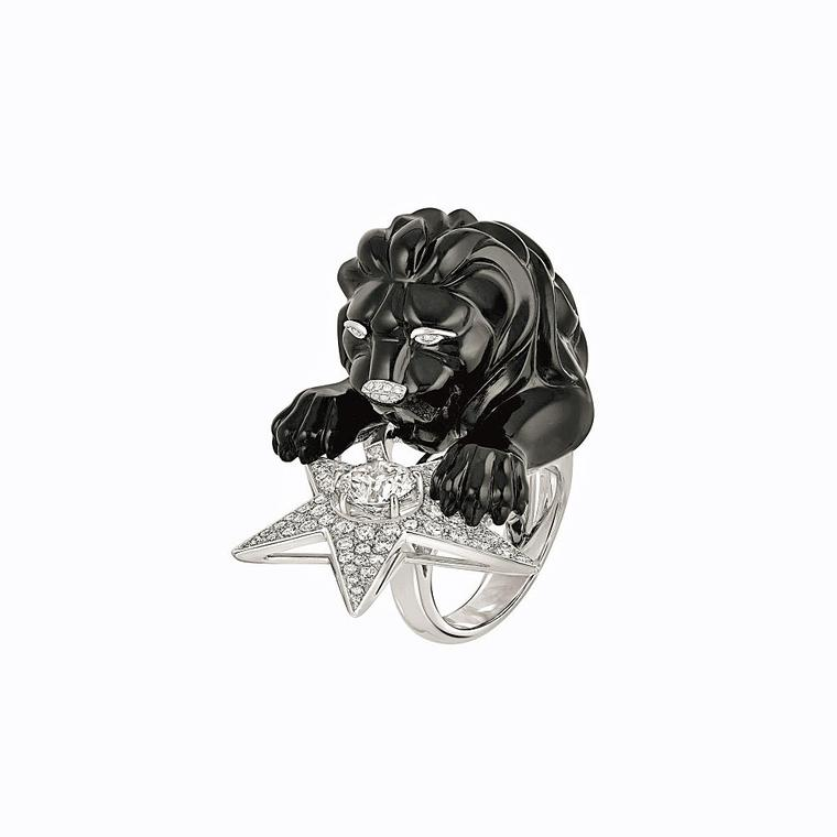 Chanel Les Intemporels Bague Constellation du Lion ring
