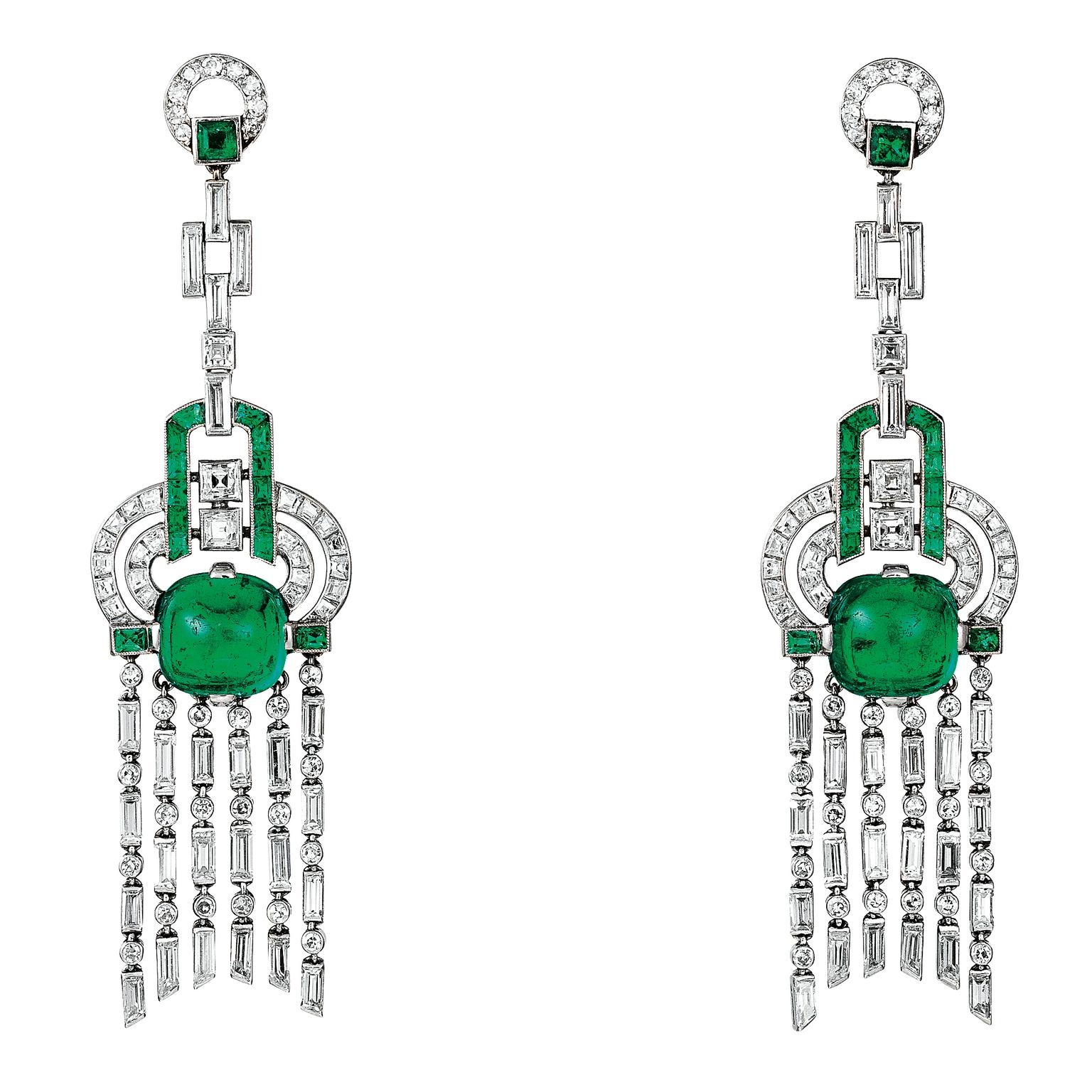 Van Cleef & Arpels Pampilles earrings