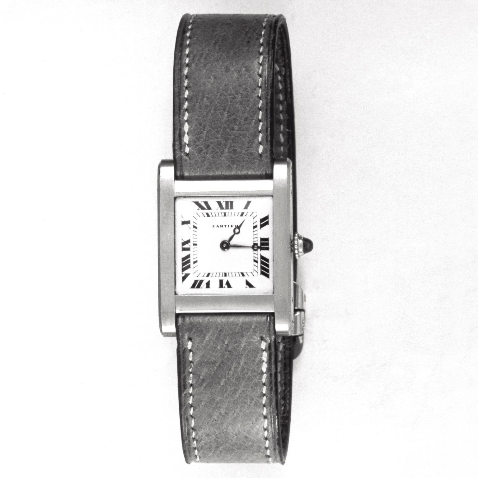 Cartier Tank 1919 watch - Cartier Archives