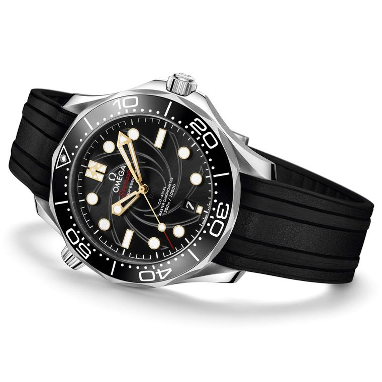 Omega Seamaster Diver 300M with coat of arms