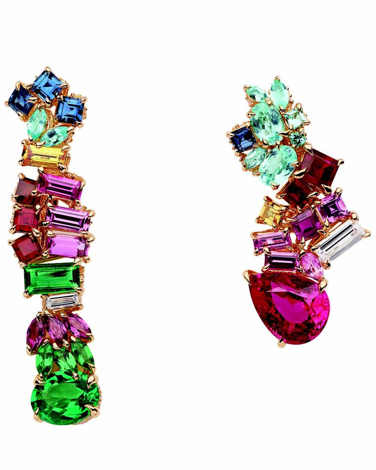 Dior Multicolore Printemps earrings