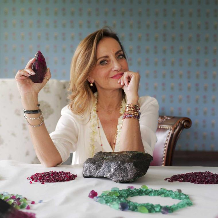 Interview  with Lucia Silvestri, Creative Director at Bulgari