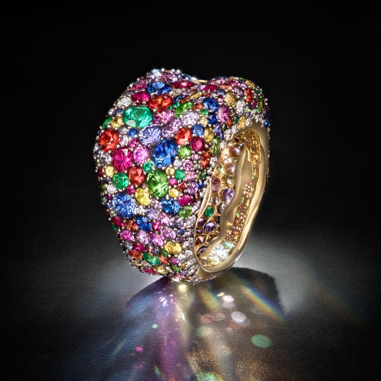 Fabergé 2015 Emotion ring