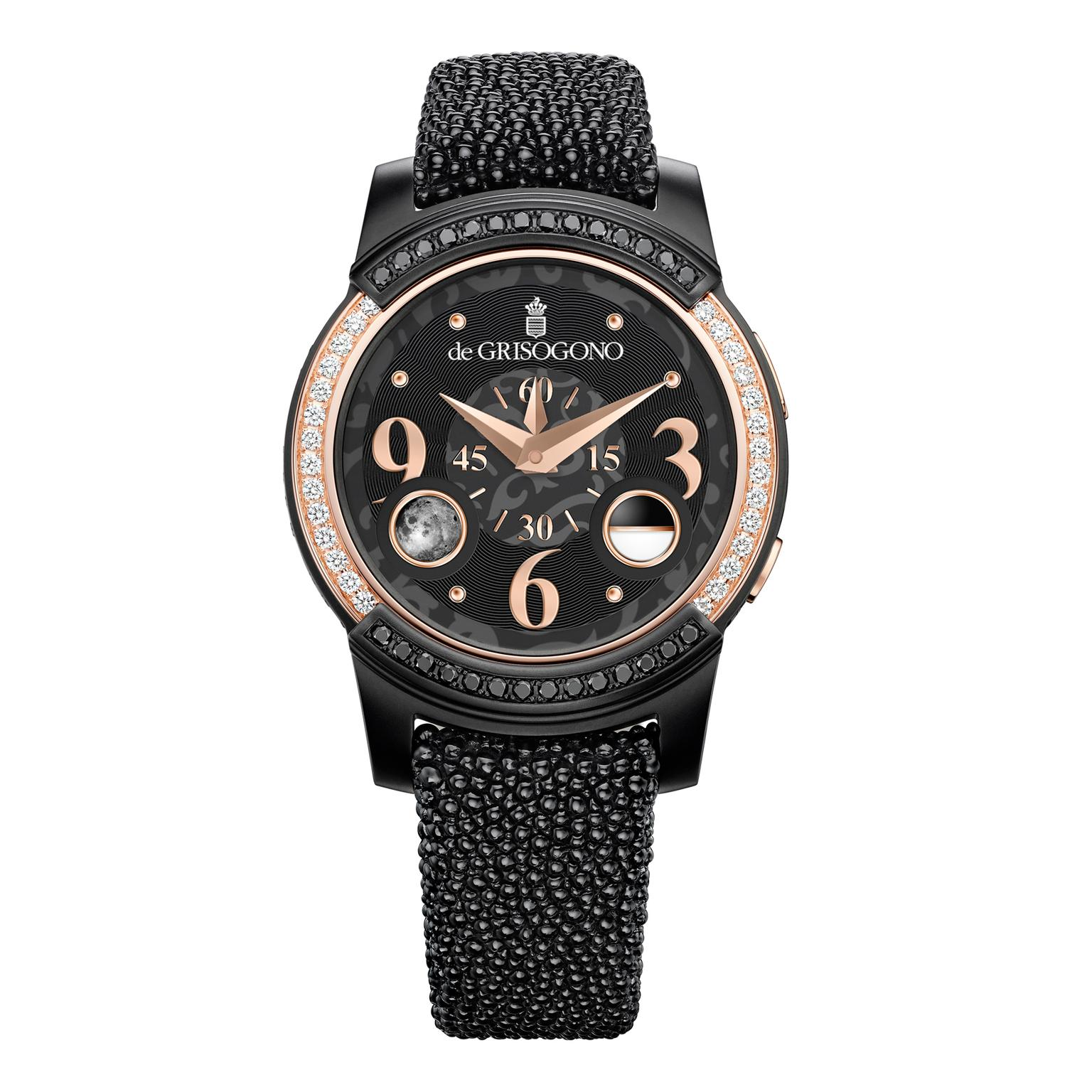 de GRISOGONO Samsung Gear S2-watch