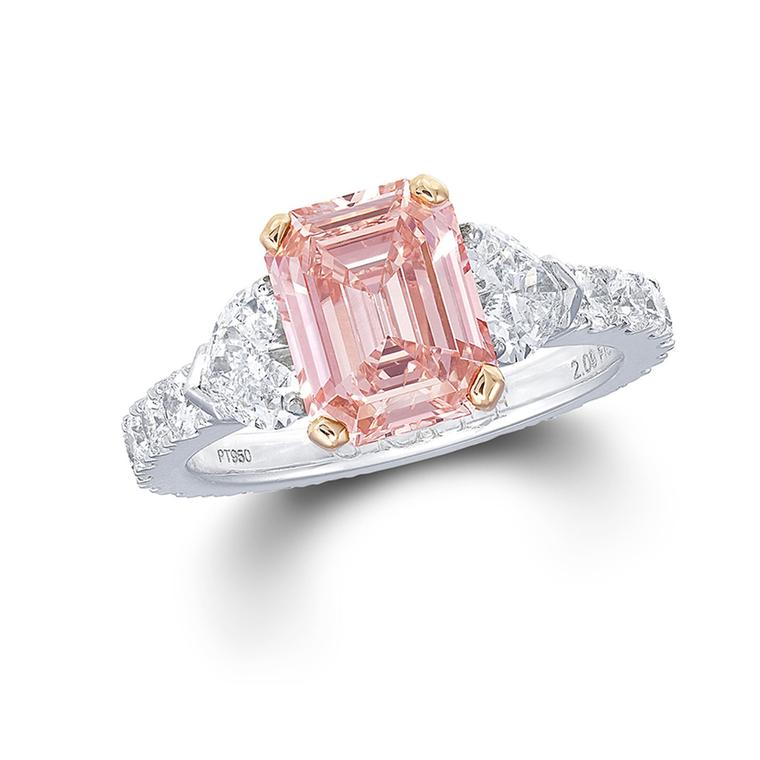 Graffpinkdiamondsolitaire