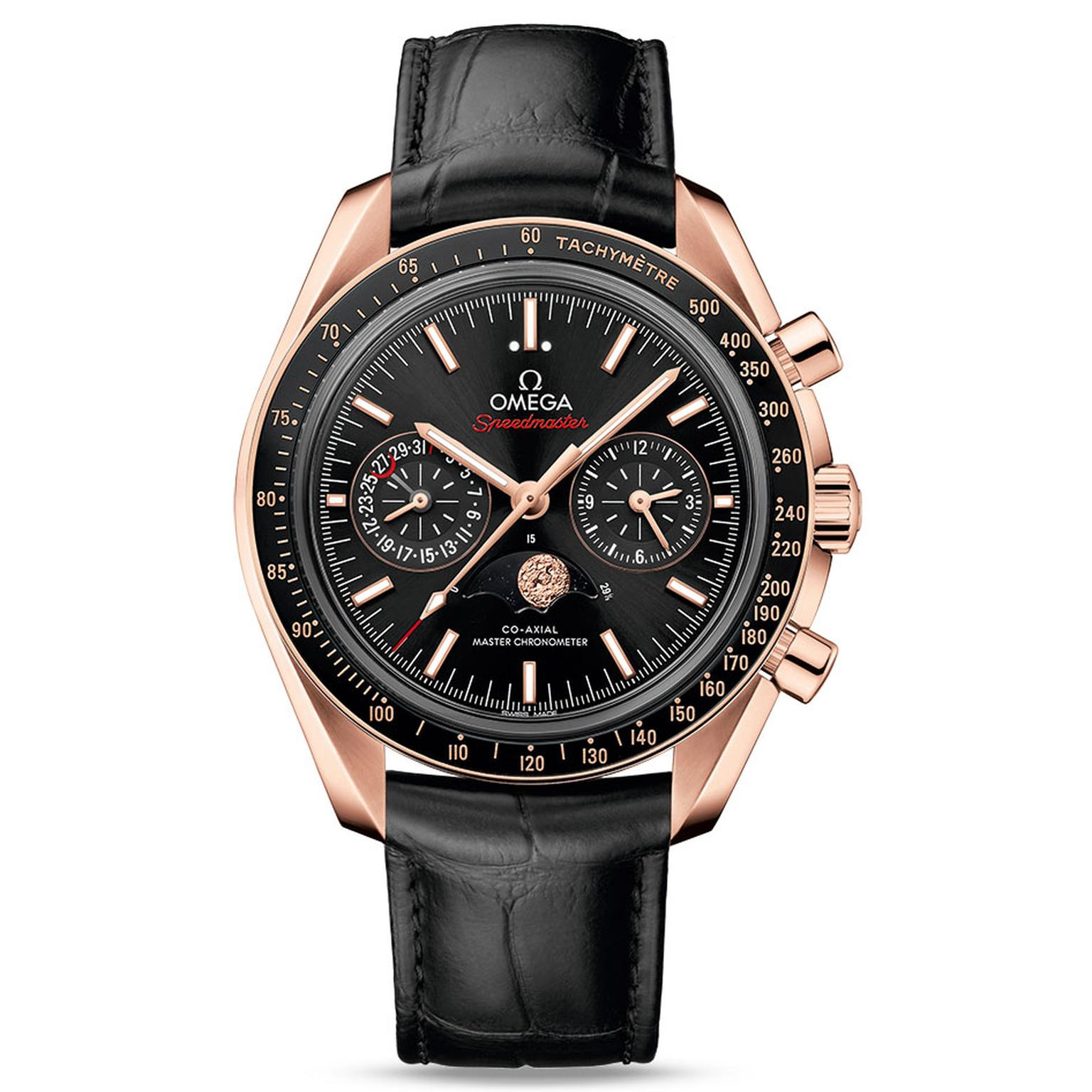 Omega Speedmaster Master Chronometer Moonphase Chronograph