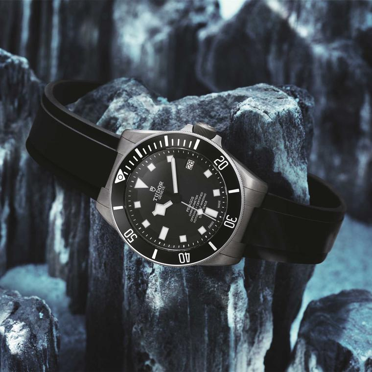Tudor-Pelagos black watch