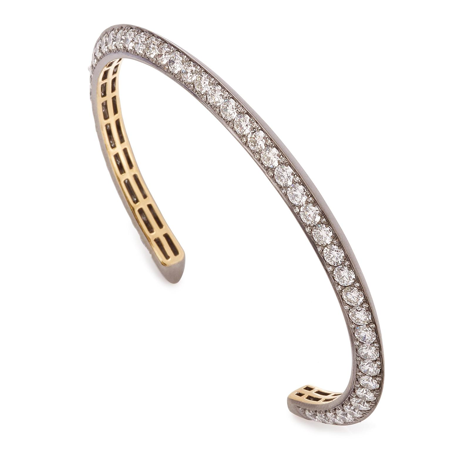Mr Lieou diamond bracelet