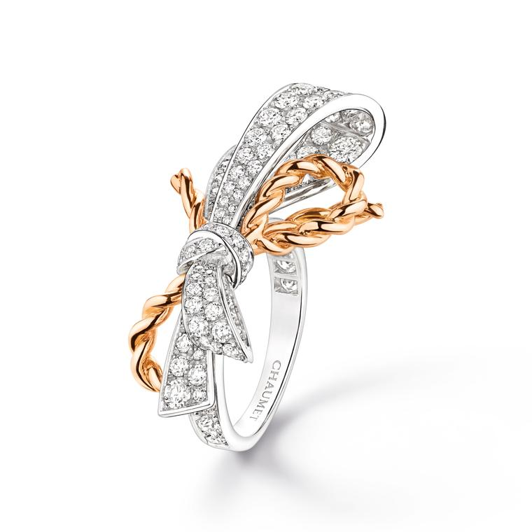 Chaumet Insolence ring