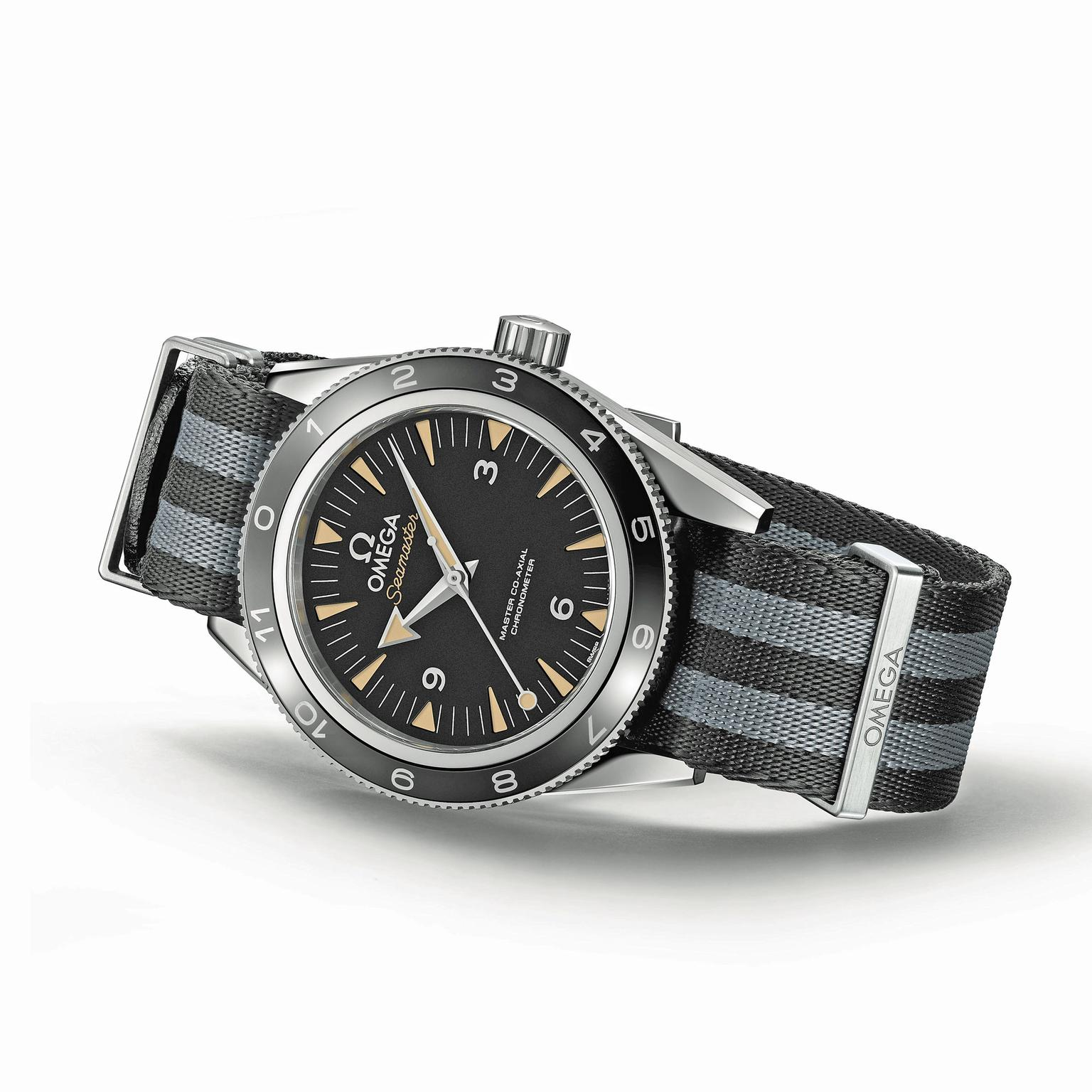 James Bond Omega Seamaster 300 Spectre limited edition watch