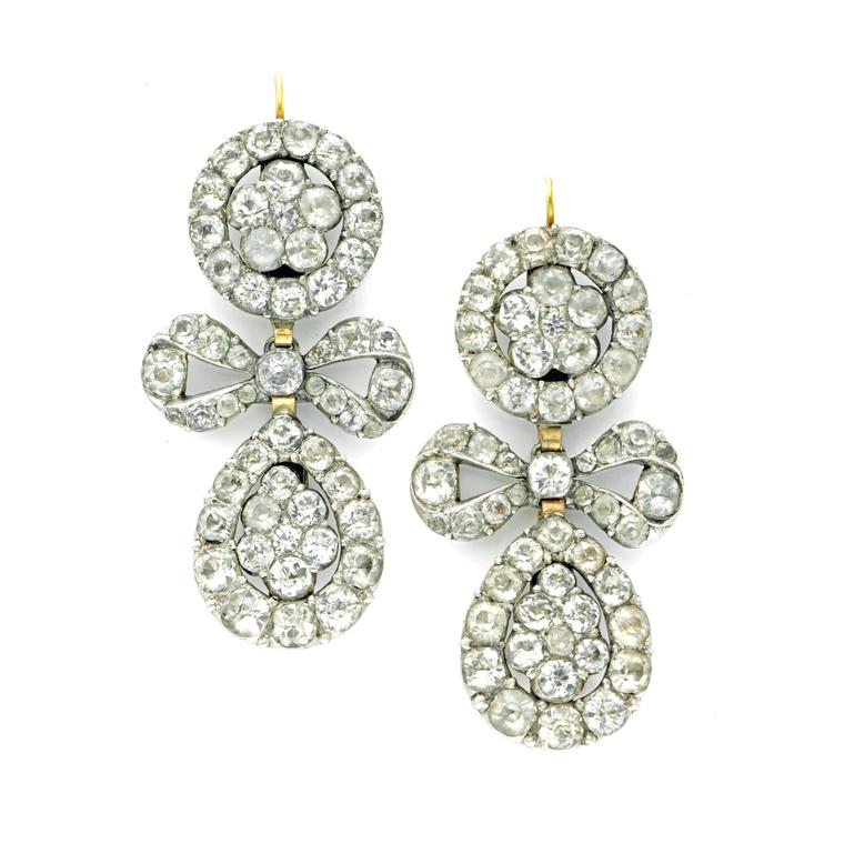 Simon Teakle Georgian earrings