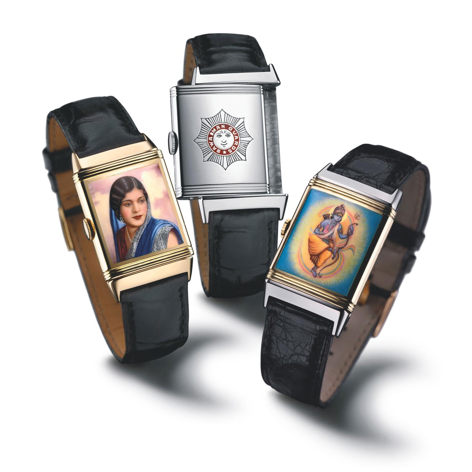 Jaeger-LeCoultre Reverso watches of the maharajas