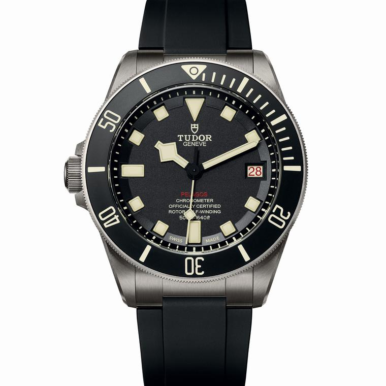 Tudor Pelagos LHD watch 42mm case