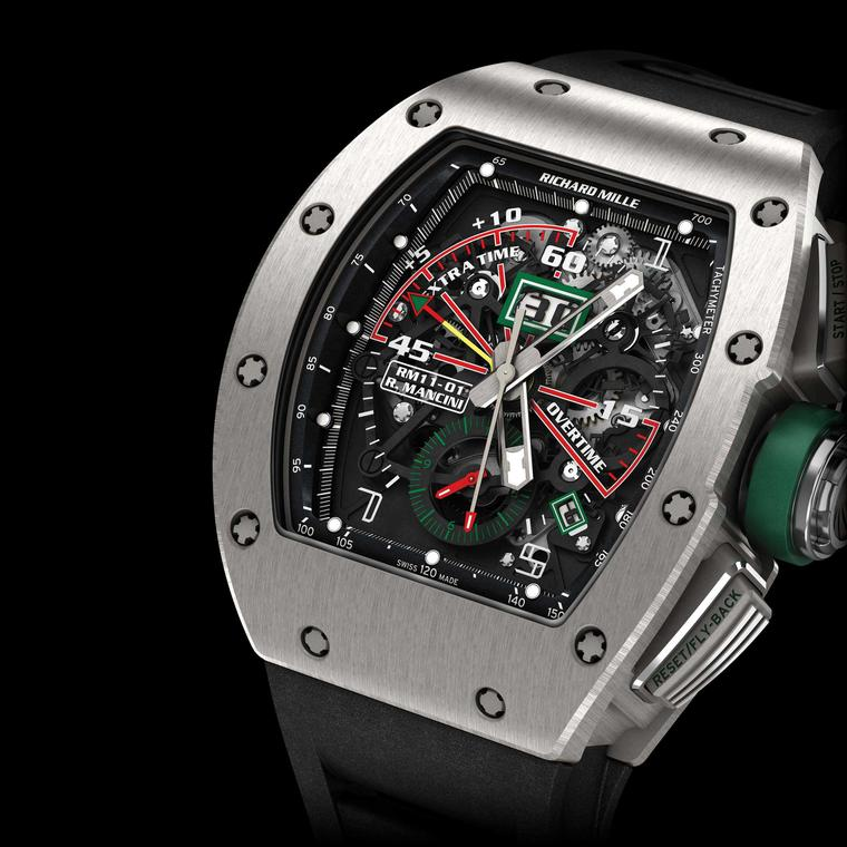 Richard Mille RM11-01 Roberto Mancini watch