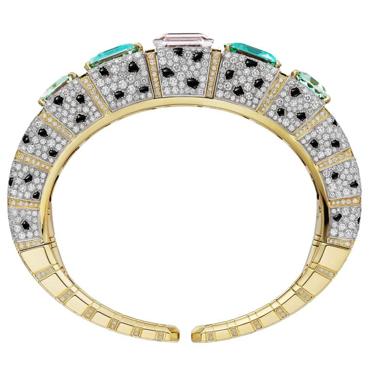 Cartier high jewellery bracelet