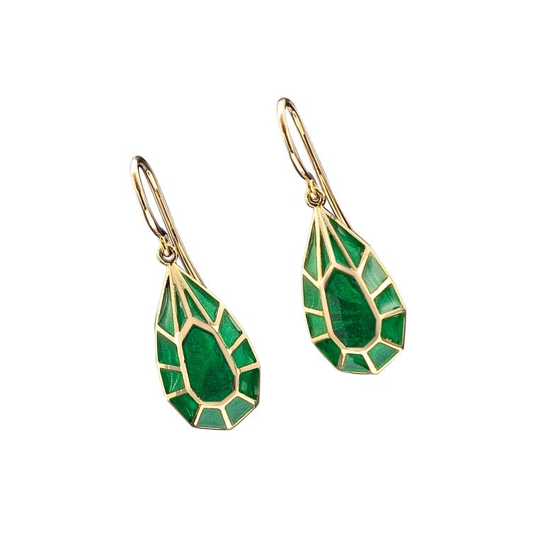 Solange Azagury-Partridge Real Fake earrings